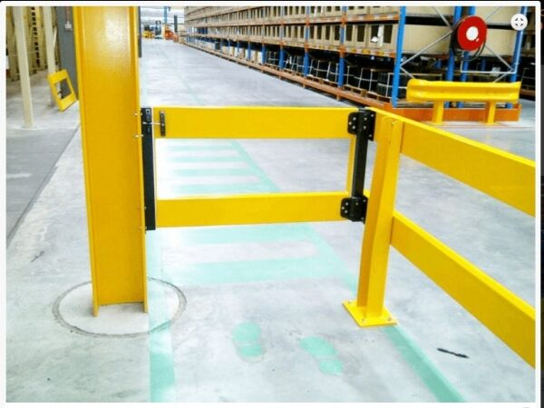 safety barriers 3