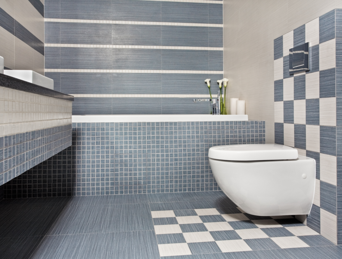 Tiles: Bathroom features and design options