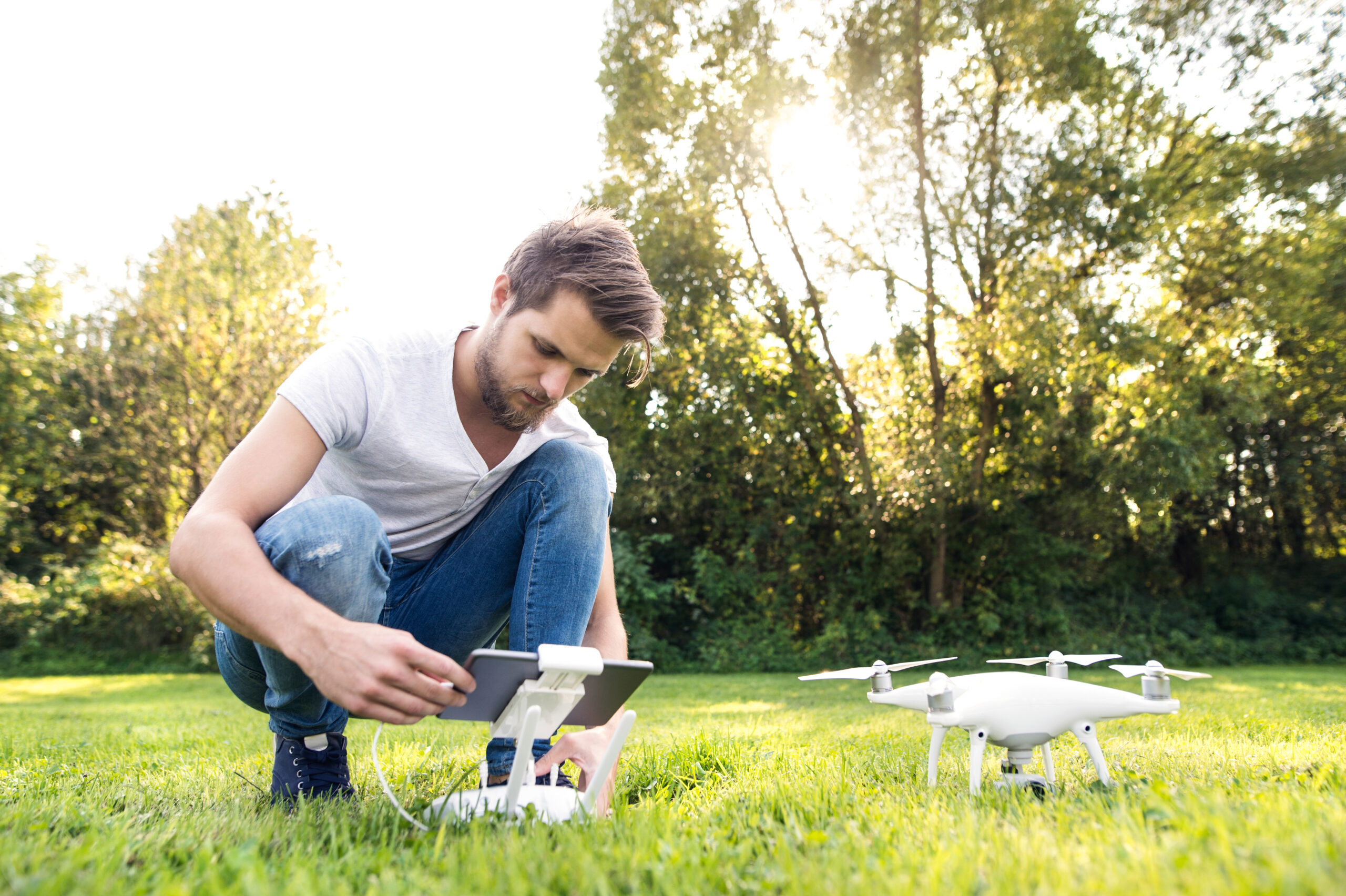 Agricultural Drone: The Ideal drone