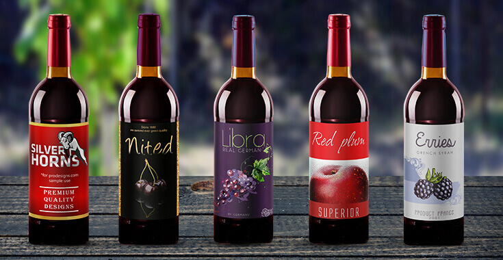 Wine Labeling: Container, packaging, labeling, and storage of wines